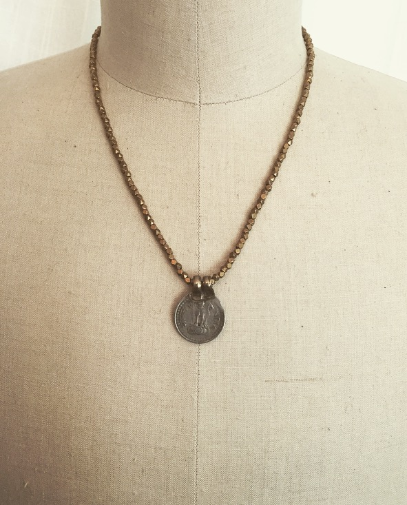 necklaces by luck silver necklace good elephant gifts fashion en dogeared ca item